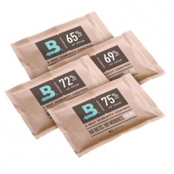 Boveda 65 69 72 75% RH Pouch Humidifier/Dehumidifier Large 60g Pouch