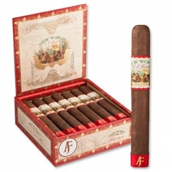 A J Fernandez New World Robusto