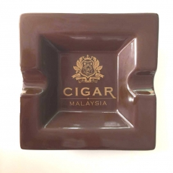 Cigar Malaysia Ceramic Ashtray