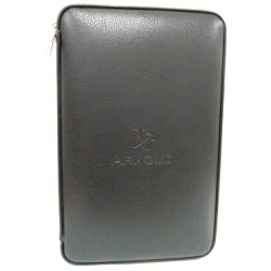 Arnold Universe Black Leather