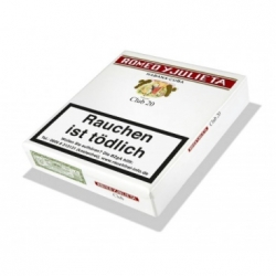 Romeo y Julieta Club - Pack of 20