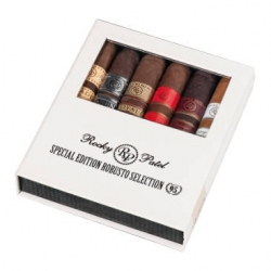 Rocky Patel Box Of 6 Robusto Selection