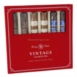 Rocky Patel Box Of 6 Vintage Robusto Sampler
