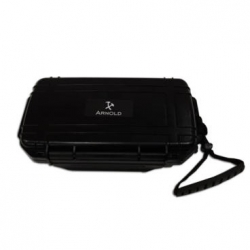 Arnold Travel 5 Cigar Case